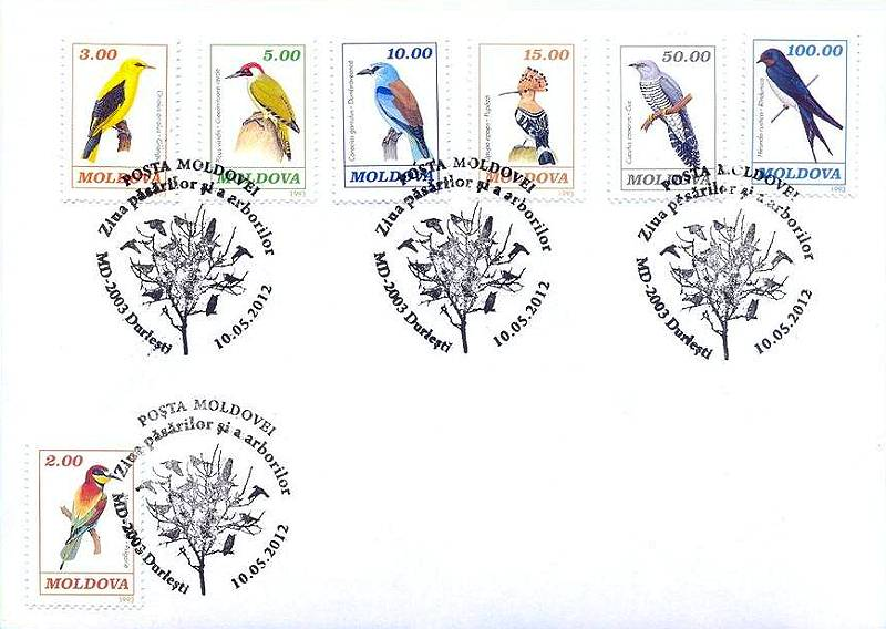 № CS2012/11 - Day of Birds and Trees