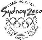 № CF115 - Olympic Games - Sydney 2000