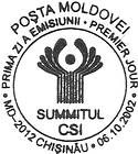 № CF142 - Commonwealth of Independent States (CIS) Summit. Chişinău 2002 2002