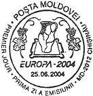 № CF156 - EUROPA 2004 - Vacation 2004