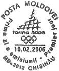 Winter Olympic Games, Turin 2006
