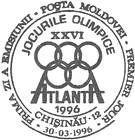 № CF64 - Olympic Games - Atlanta