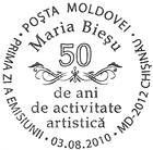 № CFP143 - Maria Bieșu - 50 Years of Artistic Activities 2010