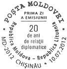 20 Years of Diplomatic Relations Between Moldova and Lithuania