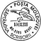 Letter Week 2001