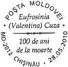 Eufrosinia (Valentina) Cuza - 100th Anniversary of Her Death 2010