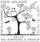 Special Commemorative Cancellation | International Year of Forests
