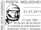 Special Commemorative Cancellation | Virgil Ivan (Gus) Grissom - 50th Anniversary of His Space Flight