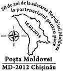 Moldovan Accession to the Partnership for Peace Programme - 20th Anniversary 2014
