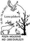 Special Commemorative Cancellation | Month of Forests