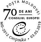 № CS2019/11 - Council of Europe - 70th Anniversary