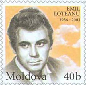 Fixed Stamp: Emil Loteanu (1936-2003), Film Director