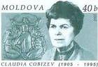 Claudia Cobizev (1905-1995). Artist