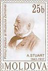 A. Stuart (1842-1917). First Director of the Zemstva Museum