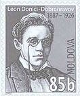 Leon Donici (Dobronravov) (1887-1936). Actor, Singer, Director, Pianist and Novelist
