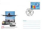 № U212 FDC - City of Chișinău and Modes of Mail Delivery