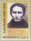 Louis Braille (1809-1852). Inventor of the Braille System