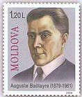 № U240 - Auguste Baillayre (1879-1961). Professor and Artist