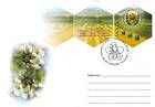 № U247 FDC - Bees and Flowers
