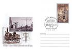 № U254 FDC - Centenary of the Commissioning of the First Power Plants in Chișinău 2009