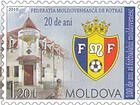 Headquarters and Emblem of the Moldovan Football Federation