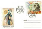 № U261 FDC - Heritage of the National Museum of Art of Moldova (II): Birth Centenary of Elisaveta Ivanovschi 2010