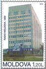 № U281 - Headquarters of Radio Moldova