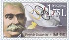 Pierre de Coubertin (1863-1937), Founder of the Modern Olympic Games