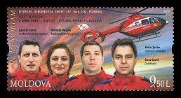 In Memory of the «SMURD» Emergency Rescue Team Killed in Moldova in 2016