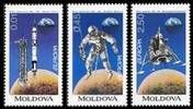 № - 106-108 - EUROPA 1994 - Great Discoveries