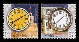 Clocks of Chişinău