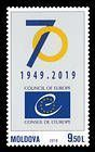 № - 1118 - Council of Europe - 70th Anniversary
