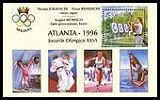 № - Block 7 I (199 I) - Moldovan Medal Winners at the Olympic Games. Atlanta