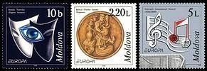 № - 275-277 - EUROPA 1998 - Festivals and National Celebrations