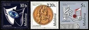 № - 275-277 - EUROPA 1998 - Festivals and National Celebrations