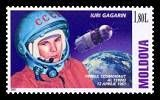 № - 383 - 40th Anniversary of the First Manned Space Flight - Yuri Gagarin