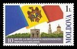 10th Anniversary of the Declaration of Independence of the Republic of Moldova 2001
