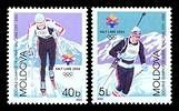 № - 421-422 - Winter Olympic Games, Salt Lake City 2002