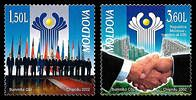 Commonwealth of Independent States (CIS) Summit. Chişinău 2002