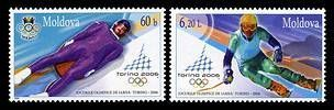 № - 536-537 - Winter Olympic Games, Turin 2006