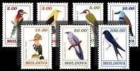 № - 56-62 - Birds (II)