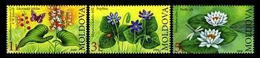 № - 616-618 - Endangered Plant Species in Moldova