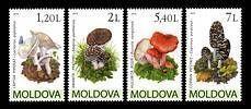 № - 694-697 - Mushrooms (IV)