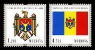 20th Anniversary of the Adoption of the State Flag and Arms of the Republic of Moldova 2010