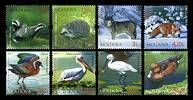 № - 759-766 - From The Red Book of the Republic of Moldova: Fauna