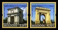 20 Years of Diplomatic Relations Between Romania and the Republic of Moldova