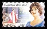 № - 813 - Maria Bieşu - In Memoriam