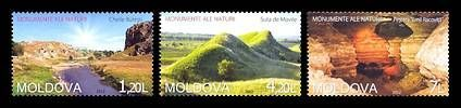 Natural Monuments of Moldova