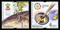 UNO Declarations: 2015 - International Year of Soils and International Year of Light