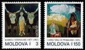 № - 94-95 - EUROPA 1993 - Modern Art